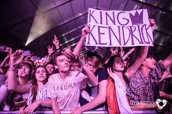 Kendrick Lamar at Krakow Live Festival 2015_Gosia Wanda-7